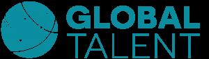 Global Talent logo Blue 3
